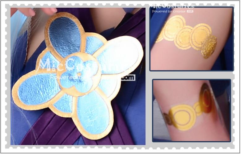 Blue Cosplay Women (stickers 2