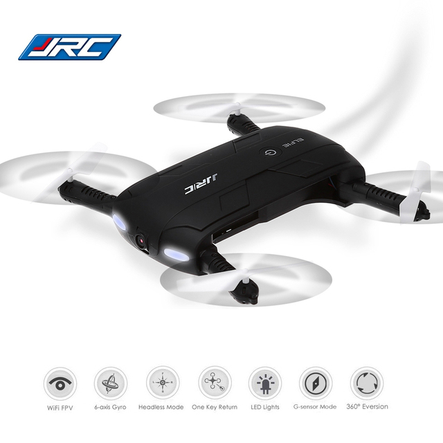 Mini Selfie Drone  With 720P Camera G-sensor