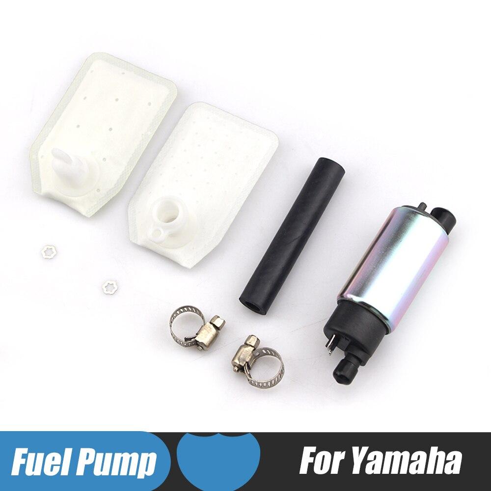 Motorcycle Fuel Pump for Yamaha WR450F WR250R WR250X YBR250 T-MAX 500 YZ125 YZFR125 YZ450F XT250 XJ900 RSZ100 YP400 MAJESTY 400
