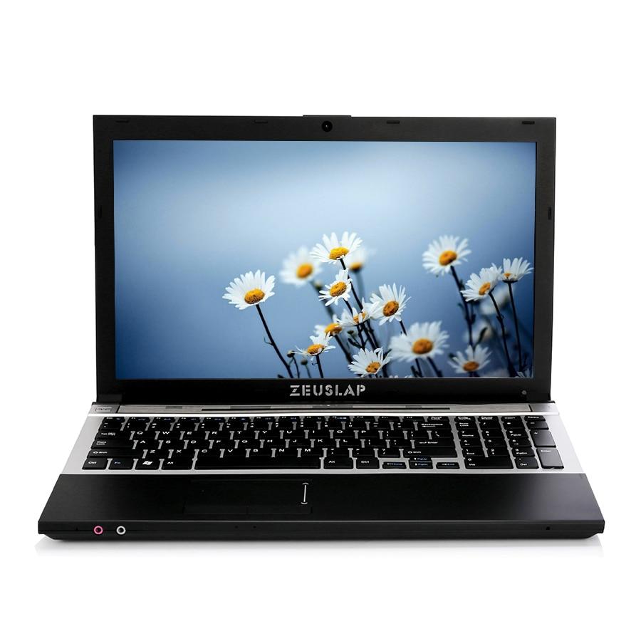 15.6inch Intel Core i7 CPU 4GB RAM+120GB SSD+500GB HDD 1920x1080P FHD WIFI Bluetooth DVD-ROM Windows 10 Laptop Notebook Computer 15 6inch 8gb ram 1tb hdd i7 or j1900 cpu windows 7 10 system 1920x1080p fhd wifi bluetooth dvd laptop notebook computer