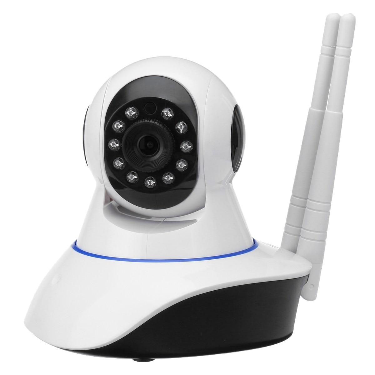 Safurance 720P HD Wireless WiFi IP Home Security Network Camera Baby Monitor CCTV IR Night Vision Safety Surveillance safurance mini wireless network wifi ip camera security nanny night vision cam surveillance home security