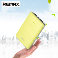 Remax 5000 mAh 2USB Puerto Cargador Del Teléfono Del Moblie Banco de la Energía de Batería para iPhone5S 6 6 SPlus Xiaomi Samsung Tablets