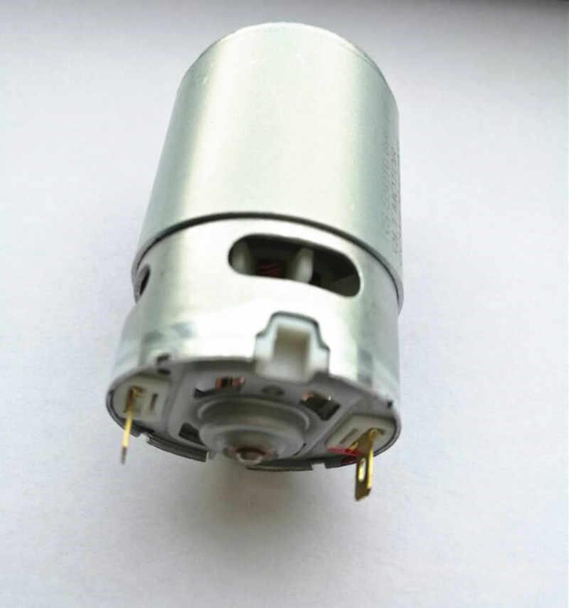 محرك RS-550VC DC10.8V 15000 دورة في الدقيقة لاستبدال بوش ماكيتا هيتاشي ديوالت ميتابو ميلووكي هيلتي الحفر موتور تيار مستمر 10.8 فولت