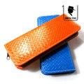 22 см смит чу синий парикмахерская PU сумки кожаные профессиональный парикмахерские ножницы мешочек ножницы упаковка мешок хранения чехол