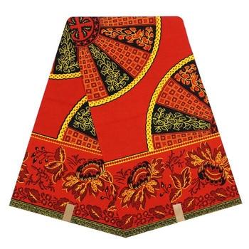 Wholesale Super Wax Hollandais Guaranteed Dutch Wax African Super Wax Hollandais For African Ankara Dress Free Shipping! 1