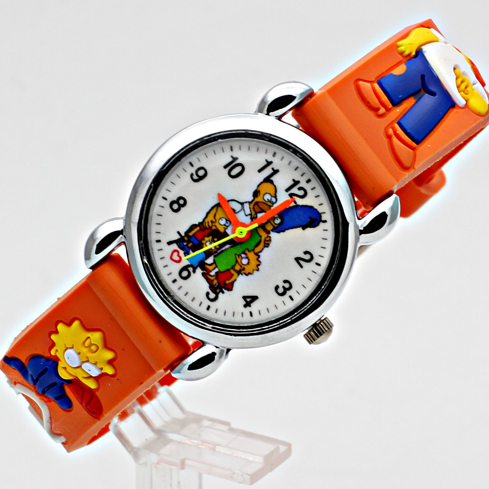 2018 Ny Silikone Candy Jelly Color Student Watch Piger Ur Fashion ure - Børneure - Foto 5