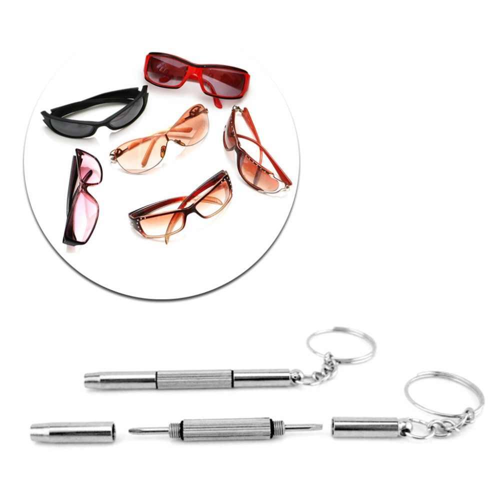 Aneng 3in1 очки Отвёртки солнцезащитных Смотреть Ремкомплект Отвёртки инструмент брелок