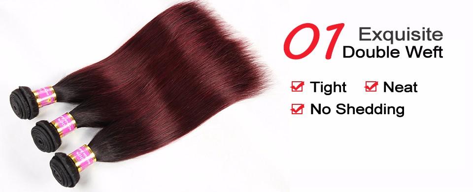 99J brazilian hair weave bundles