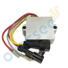 OVERSEE Voltage Regulator For 4 stroke Mercury Outboard Engine 854515T2 883071T1 88307 194 2115K1 C117
