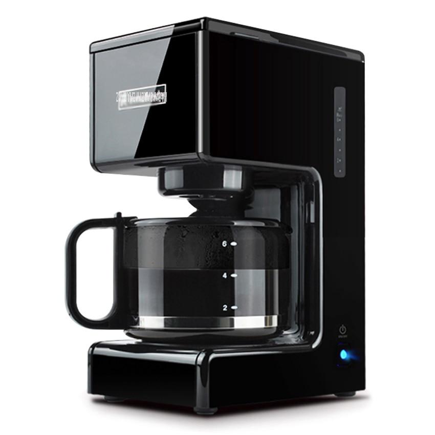 IR-8171 Mocha Cappuccino Automatic Coffee Machine American Style Drip Coffee Maker Automatic Power Off With Coffee Pot 750ml цена
