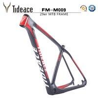 2017 MTB велосипеда 29er карбоновая рама Китайский mtb карбоновая рама 29er 27.5er углерода горного велосипеда 650B диск углерода MTB кадров 29