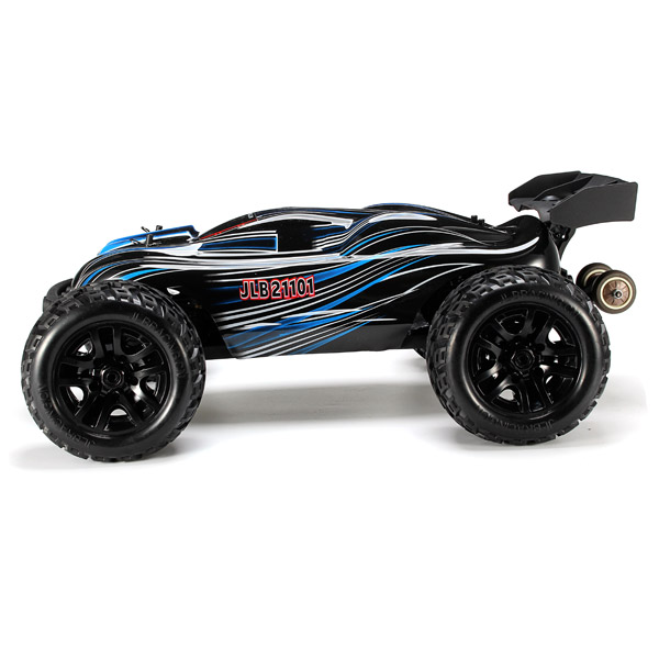 jlb racing cheetah 1 10 brushless 80 120a rc car monster. Black Bedroom Furniture Sets. Home Design Ideas