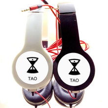 EXO EXO-M Z.TAO ABstyle Headband Adjustable Foldable Stereo Headphones 3.5 Wired Game Earphones Phone Headset for Iphone Samsung