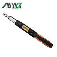 340n. m 1/2 chave de torque digital AWG4 340R cabeça catraca bidirecional 36 dentes alta precisão 2% ferramentas qualidade superior|accuracy| |  -