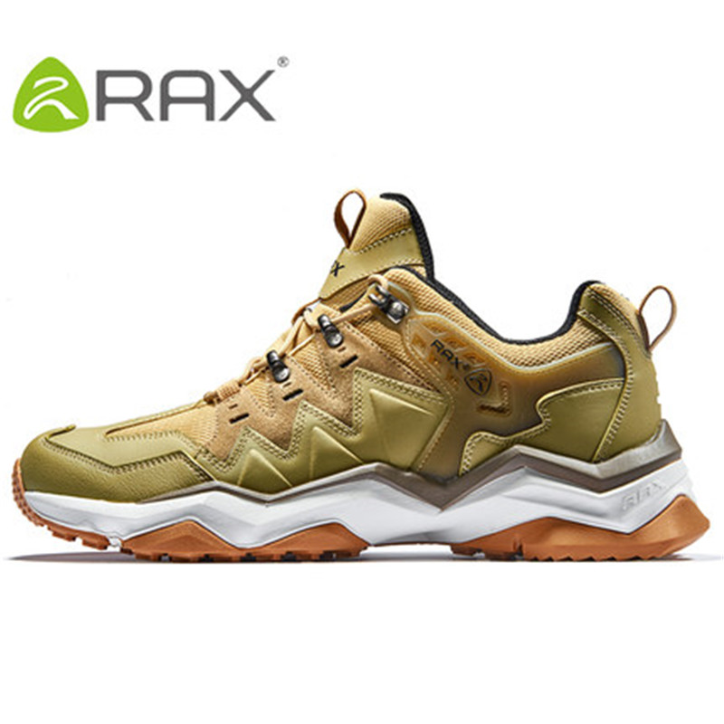 RAX2017 warm autumn and winter hiking shoes men outdoor hiking shoes women slip waterproof suede leather men travel 73-5C419 rax suede leather casual shoes men warm autumn and winter outdoor shoes slip cushioning wear casual shoes size 39 44 b2039
