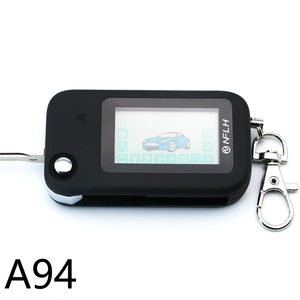 A94 Two way LCD Remote Control
