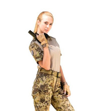 Python Snake pattern Camo print Short sleeve T-Shirts Russia Men Military fans Army green Combat Tactical Tees Patchwork Outdoor