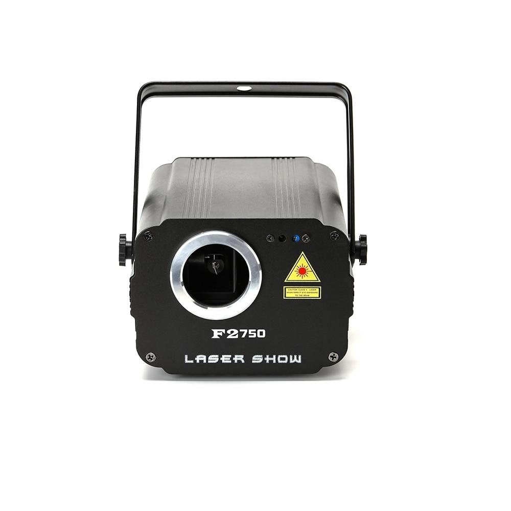 3D лазерный светильник RGB цветные DMX 512 сканер проектор вечерние Рождество DJ диско шоу светильник s клуб музыкальное оборудование луч движущийся луч сценический - 3