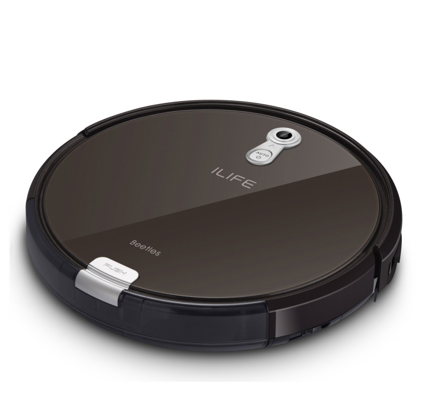 New Product ILIFE X660 Robotic Vacuum Cleaner with Camera Navigation product differentiation