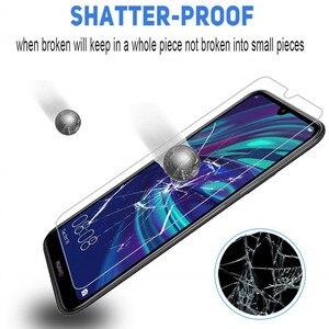 Image 5 - Protector de cristal templado 9H para pantalla de móvil, película protectora para Huawei Y5 Y6 Y7 Prime Pro Y9 2019, Honor 8A 8S 10 Lite 10i