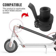100% di Marca New Black Scooter Elettrico Cartella Durevole Pieghevole Asta Per M365 Scooter Elettrico Accessori Commercio Allingrosso di Sostegno