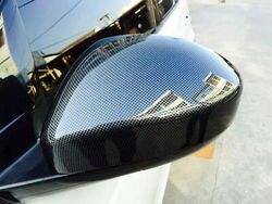 2 * lustrzane osłony z włókna węglowego do Land rovera Range Rover Velar 17-18