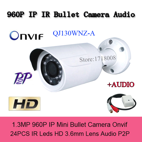 1 3MP HD Mini IP Camera 960P H 264 font b Video b font font b