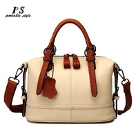 Natural cowhide women handbag genuine leather bags ladies big shoulder handbags fashion women messenger bags casual tote sac