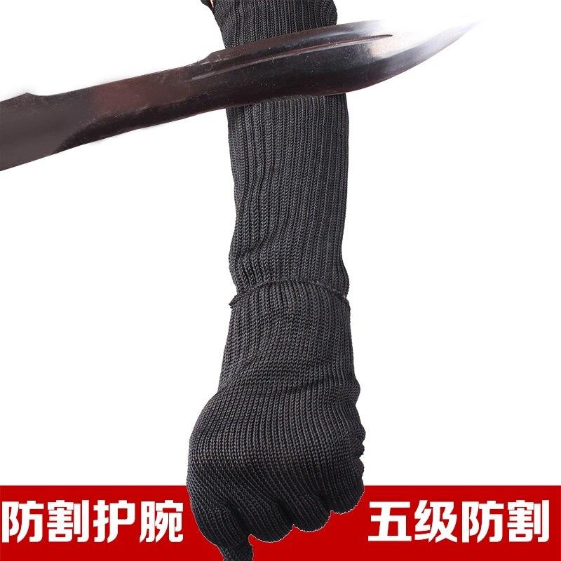 Анти-вырезать наручные повязки анти-вырезать анти-удар нож самообороны поле Brace провода повязки