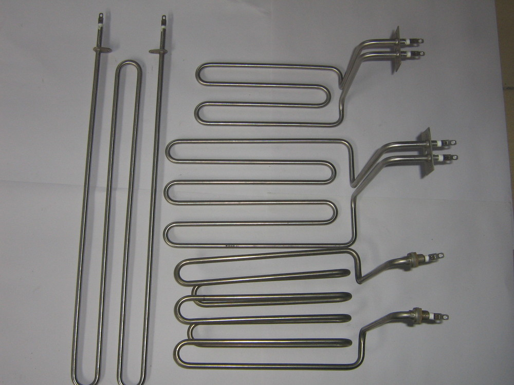 fryer electric heat tube,oven electric heat pipe,electrothermal tube,heating element,heater parts