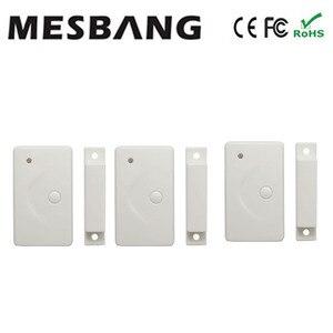 Image 1 - ไร้สายประตูแม่เหล็กเซ็นเซอร์ประตูแบบไร้สายจัดส่งฟรี