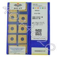 SNMG150608-DM YBC251   SNMG542-DM YBC251   10pcs/box ZCC-CT Carbide blade