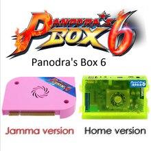 Оригинальный Pandora Box 6 1300 в 1 Jamma/Домашняя версия печатной платы можно добавить 3000 игр HDMI/VGA CGA светодио дный/CRT Аркада машина кабинет