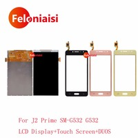 High Quality 5 0 For Samsung Galaxy J2 Prime SM G532 G532 LCD Display With Touch