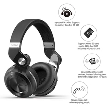 Wireless Bluetooth 5.0 Headphones with Mic and Micro SD Card Slotand FM Radio Headset For Travel Gaming Xbox PS4 Headphone