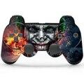 Джокер Дизайн Протектора Винил Пропуск Наклейку Кожи Для Sony PS3 Пульта Геймпад Крышка