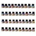 Top-Vendas 40 pcs Profissional Tattoo Tintas Textura Delicada 5 ML de Longa Duração Seguro Colorido Ink Tattoo Pigmento Rápido Kit Easy-to-use
