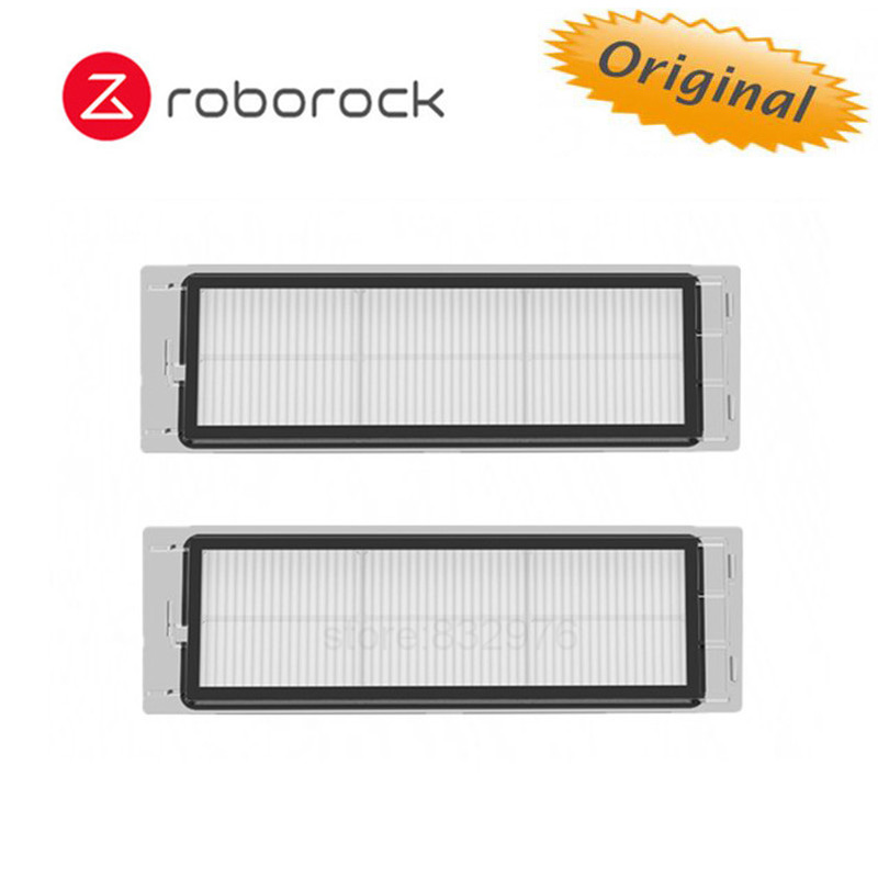 Original Roborock Robot Vacuum Part Pack Of Washable HEPA Filter For Mijia / Roborock Vacuum Cleaner Mi Robot Vacuum Filter
