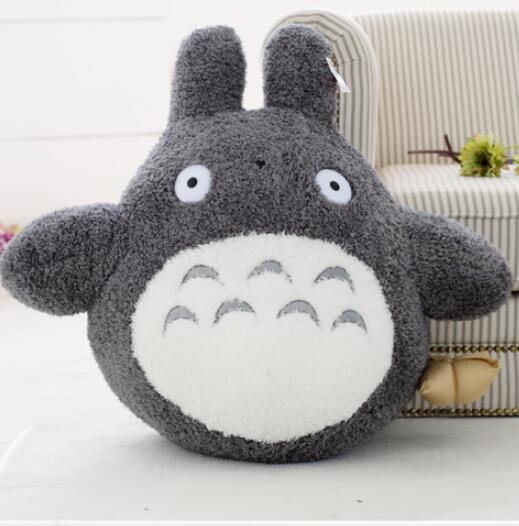 60cm Cartoon cute Hayao Miyazaki Totoro doll plush toys kids toys Christmas gifts free shipping about 60cm cartoon totoro plush toy dark grey totoro doll throw pillow christmas gift w4704