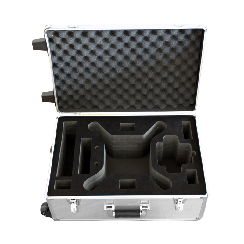 DJI Phantom 3 protectora trolley personalizado caja de herramienta de  aluminio especialmente personalizado para DJI 3 con revestimiento Eva 04d70bb59c69