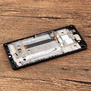Image 5 - ЖК дисплей и сенсорный экран ocolor для BQ Aquaris M5.5 с рамкой в сборе, запасная часть 5,5 дюйма, Аксессуары для мобильных телефонов + Инструменты + клей
