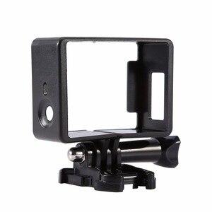 Image 5 - ملحقات GoPro لـ GoPro Hero 4 3 + 3 إطار حماية الحدود غلاف كاميرا الفيديو الإسكان لكاميرا Go Pro Hero4 3 + 3 Action