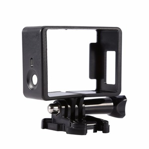 Image 5 - Gopro 액세서리 용 gopro hero 4 3 + 3 보호용 테두리 프레임 케이스 go pro hero4 용 캠코더 하우징 케이스 3 + 3 액션 카메라