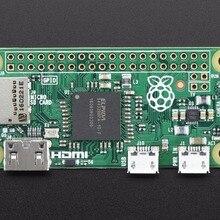 Оригинальная плата Raspberry Pi Zero камера версии 1,3 с процессором 1 ГГц 512 Мб ОЗУ ОС Linux 1080P HD видео выход