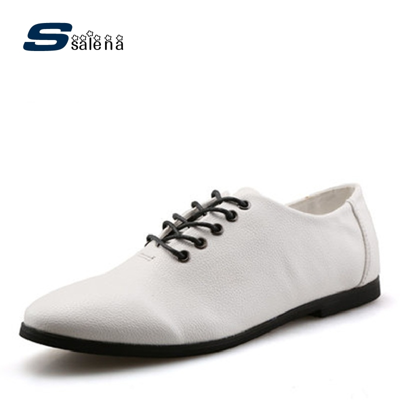 Male Casual Shoes Soft Footwear Classic Men Oxfords Leather Shoes Flats Wearable Comfortable Shoes AA20306 male casual shoes soft footwear classic men working shoes flats good quality outdoor walking shoes aa20135