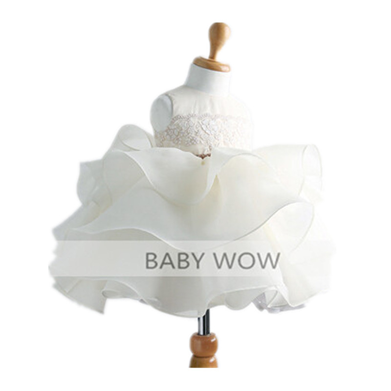 BBWOWLIN Formal Gowns Newborn Clothes Girl Christmas 1 Year Birthday First Communion Dresses Christening for Childrens 80189 baby wow baby clothes girl dresses for 1 year birthday christmas first communion dresses for toddler clothes 80187