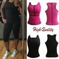 Hot Sweat Sauna Body Shaper Women Slimming Vest Heat Thermo Neoprene Trainer Shapewear