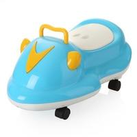 2018 Child Potty Plastic Cartoon Car Baby Toilet Training Boy Girls Child Toilet Seat Portable Kids Potty Children's Pot Toilet
