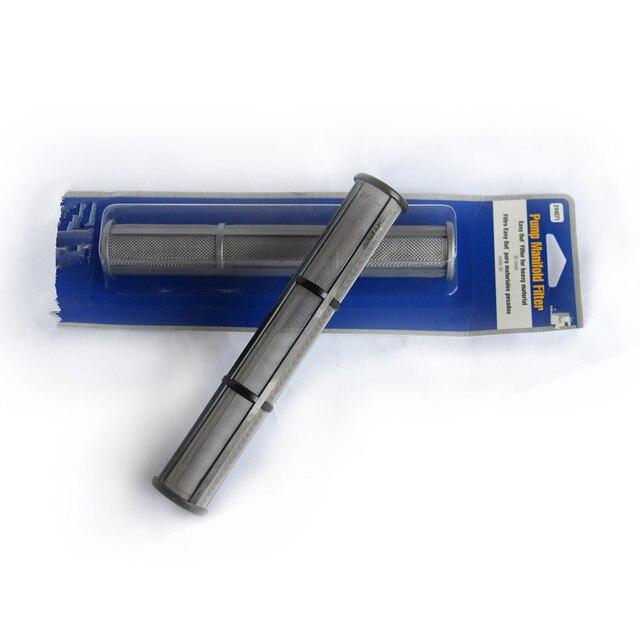 Professional Prosource 695/795 /1095 /833 Manifold Filter Long 60 Mesh Mark V 244 067 244067 pump filter