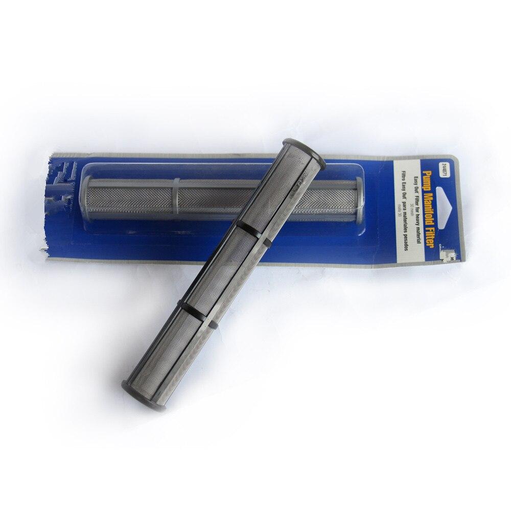 Professional Prosource 695/795 1095 Manifold Filter Long 60 Mesh Mark V 244-067 244067 Pump Filter